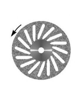 Диск алмазный Косая прорезь, диаметр 19мм. (1шт.), Агри