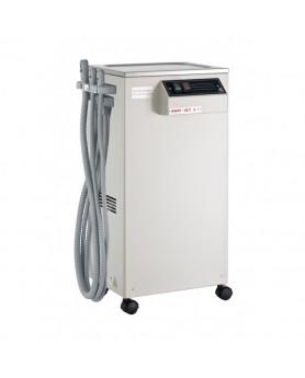 Аспиратор Aspi-Jet 6 мобильный - предназначен для влажной аспирации жидкости и твердых частиц из полости рта.