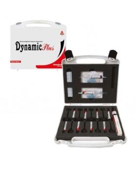 Динамик Dynamic Plus Starter Kit набор (8шпр. 4гр. протравка), President Dental