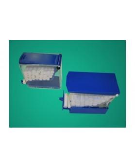 Диспенсер для ватных валиков  (тип нажимной) JNB
