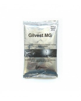 Паковочная масса Гилвест Gilvest MG-Speed для бюгелей 25кг