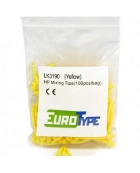 Насадки интраоральные (100шт) ЕвроТайп