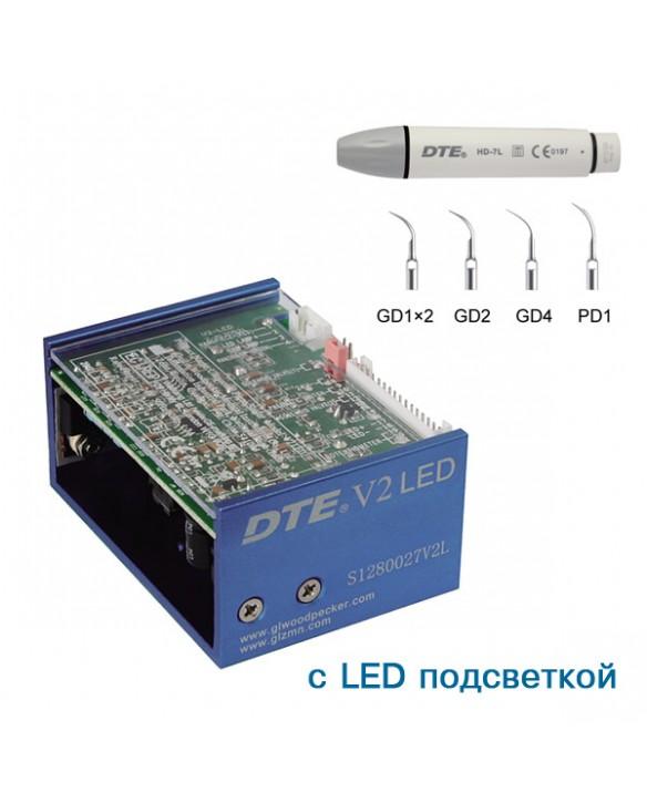 Скeйлер стоматологический серии DTE, модель V2 LED