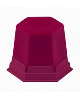 486-1000 Воск пришеечный красный ГЕО 75 г.