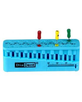 Подставка для эндоинструментов File Measure Set, DiaDent