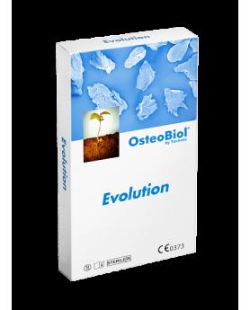 Evolution | Высушенная резорбируемая мембрана из перикарда с коллагеном EM02HS | Evolution Std 20х20 мм