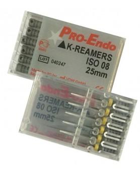 К-римеры 25мм № 08 Pro-Endo