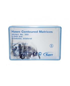 Матрицы Керр Hawe 390 для премоляров
