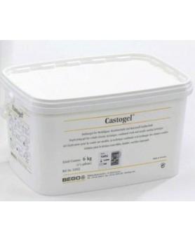 Кастогель Castogel материал для дублирования 6кг.