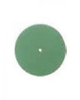 31187 Полир Omnipol для стали, колесо зелёное (1шт.), OmniDent