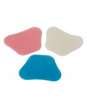 Вертекс Vertex LC Trayplates пластмасса светоотверждаемая для индивид ложек, розовая, пластины 50 шт