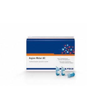 Аргион Моляр АЦ Argion Molar AC стеклоиномерный материал (48 капсул, 3 мл Файнал Варниш ЛЦ)