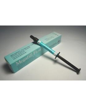 Megafill Flow A2 жидкотекучий композит, 1шприц, 2г.