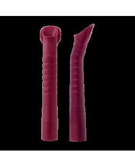 Пылесосы для аспирации слюны и фракции Monoart бордо автоклавируемые D=16 мм, 10шт.