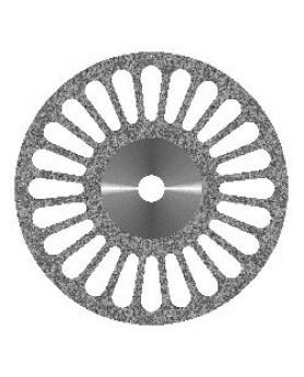 Диск алмазный 24 прорези, диаметр 22мм. (1шт.), Агри