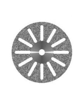 Диск алмазный 12 прорезей, диаметр 19мм. (1шт.), Агри