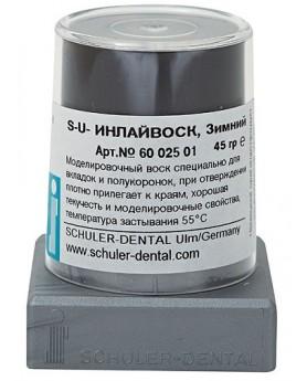 60-025-01 S-U Воск (моделировочный для вкладок, зимний), конус 45гр.