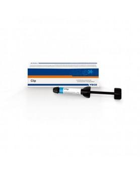Клип Clip (3 шпр. х 4г.) временный светоотверждаемый пломбировочный материал, VOCO