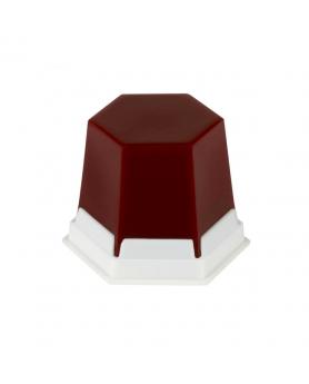 486-1009 Воск цервикальный красный прозрачный ГЕО 75 г.