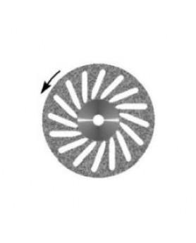Диск алмазный Косая прорезь, диаметр 16мм. (1шт.), Агри