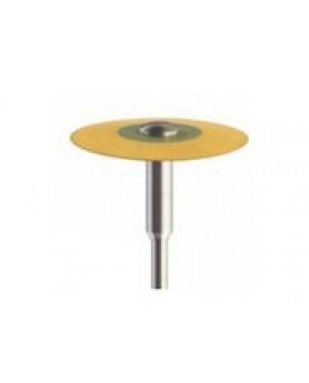 Дентальный полир Legrin для полировки керамики и циркония, экстрамягкий, d=26 мм, диск